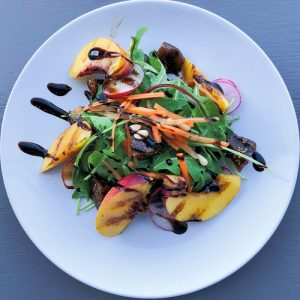 Apricot and Fig Salad
